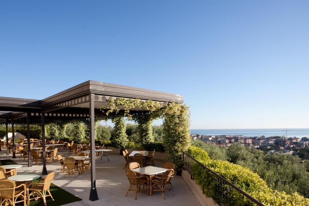 Stylish Italian Spa & Beach Club, Abruzzo