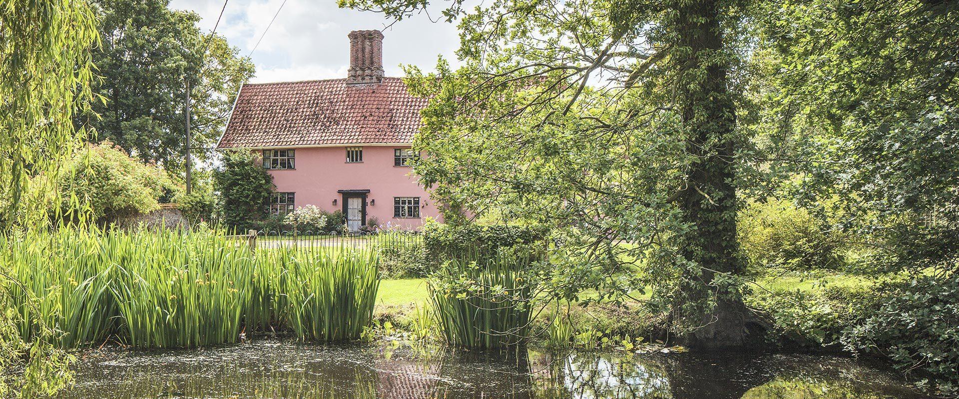 Large House Rental Norfolk