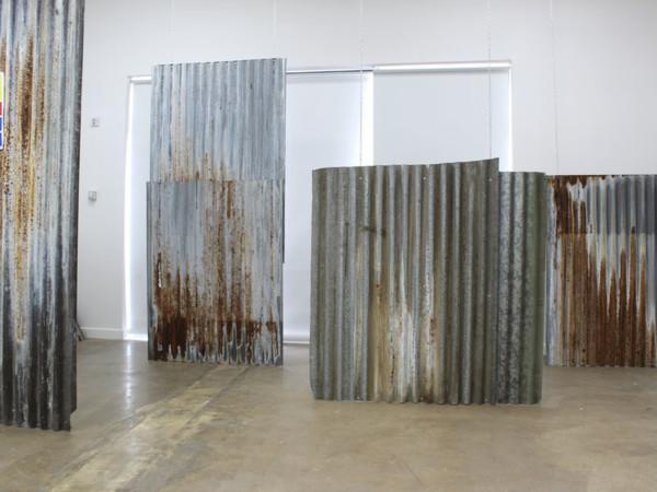 The Artist Isn't Present-Ayo Akínwándé at Many Studios.