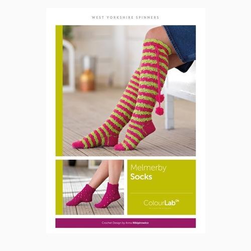Melmerby Socks (WYS Colour Lab DK)