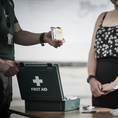 Q&A - What should be in my first aid kit?