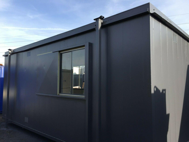 20x8ft Site Office / Anti Vandal / Site Cabin / Portable Building