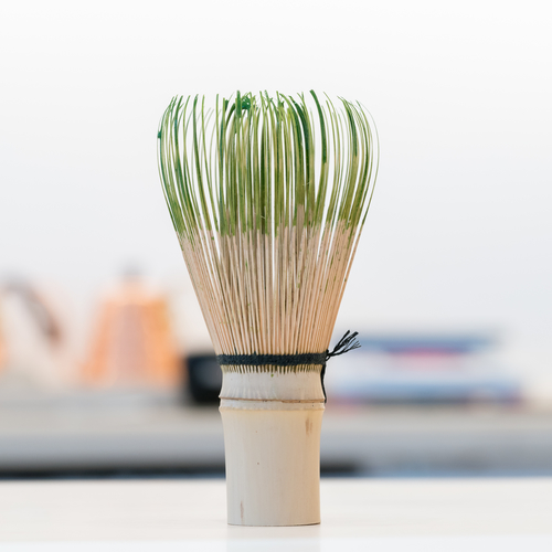 Purple Bamboo Chasen (Whisk)