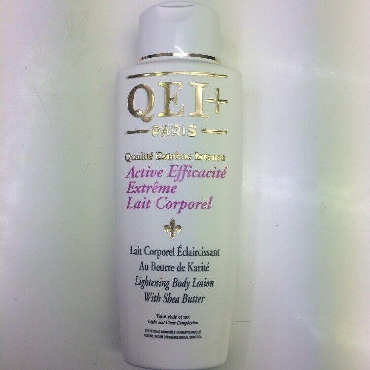 QEI+Paris Active Efficacite Extreme With Shea Butter 16.oz