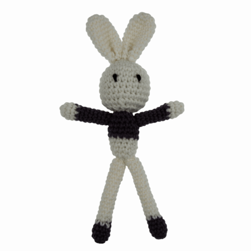 Crochet Bunny Kit