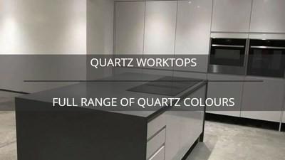 Full range of quartz colours london