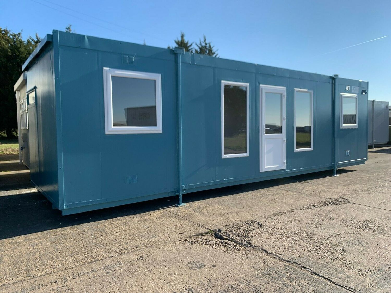 32 x 10 Portable Cabin, Site Office | Premium Cabins UK