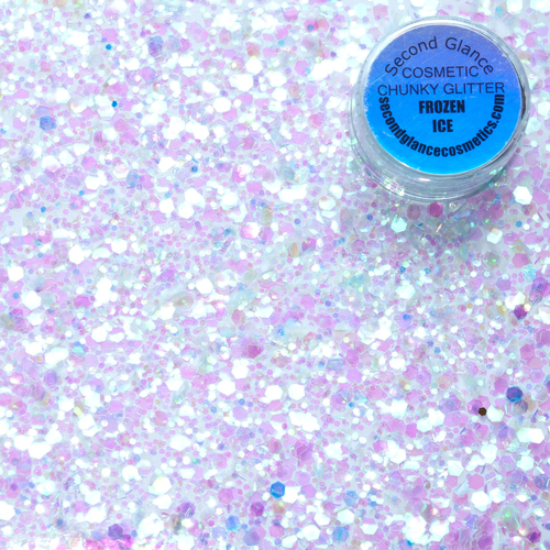 Frozen Ice Chunky Cosmetic Glitter