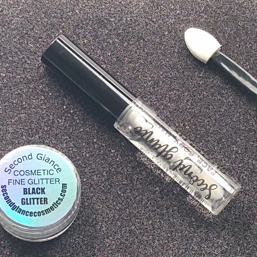 Black Glitter Glitter Fix Kit