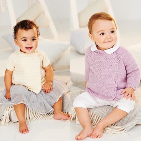 9503 Bambino DK Pattern