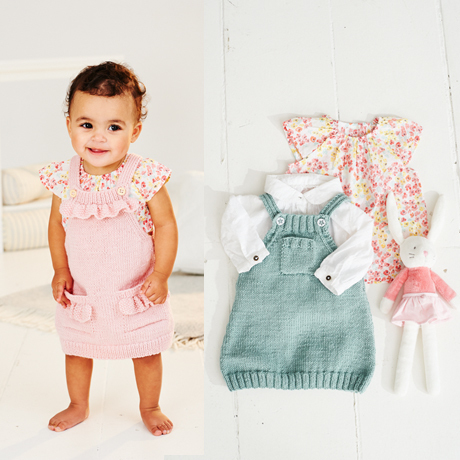 9504 Bambino DK pattern