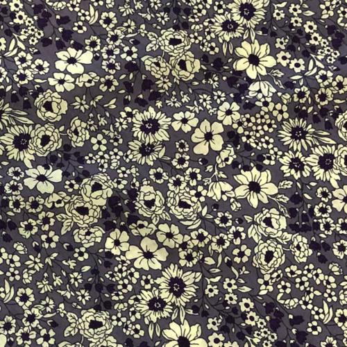 Vintage Blooms Pima Cotton Lawn