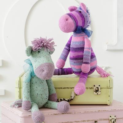 9354 Crochet Toy Pattern