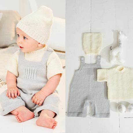 9498 Bambino DK Pattern