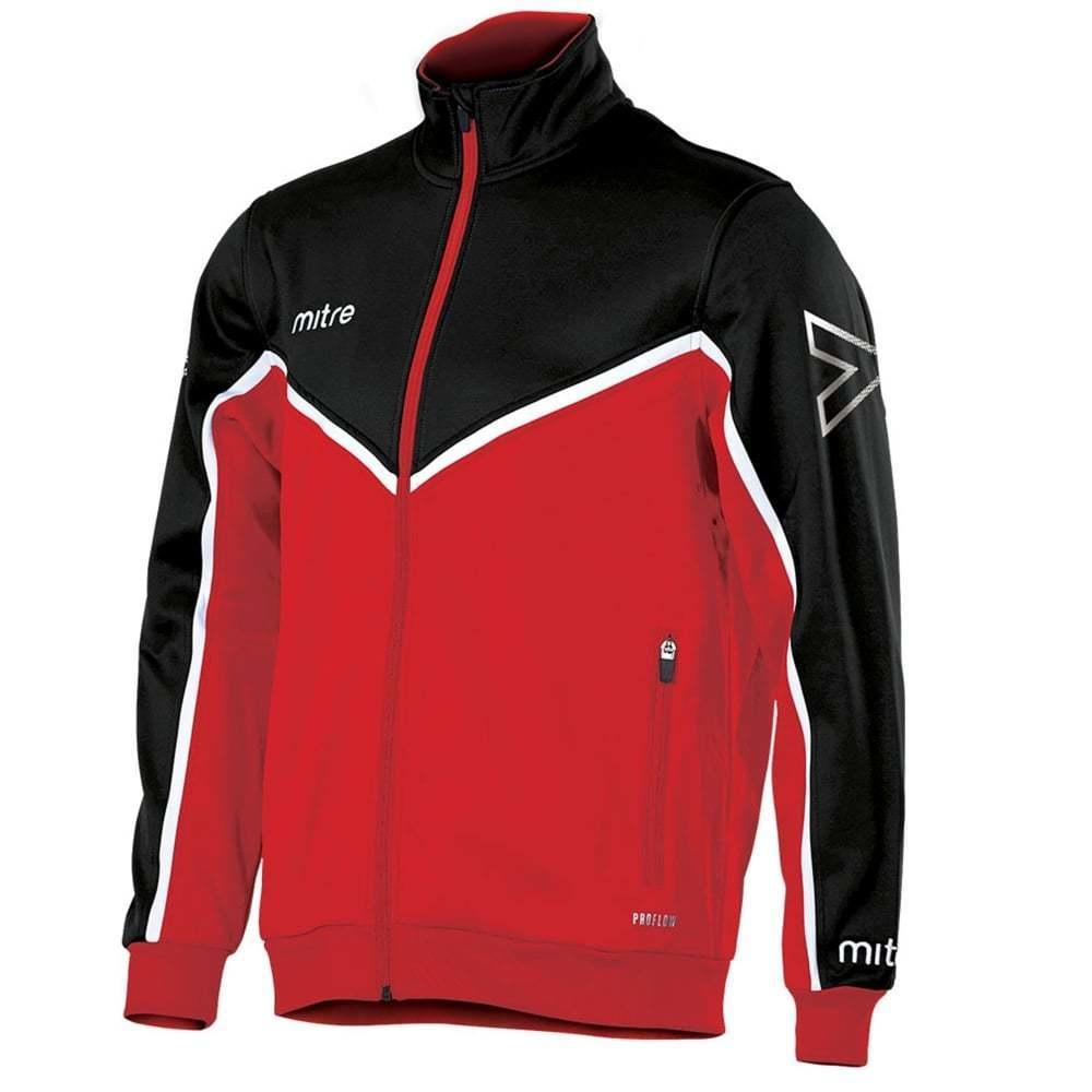 Forest Hall Primero Poly Track Jacket