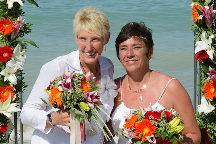 Ann & Lesley