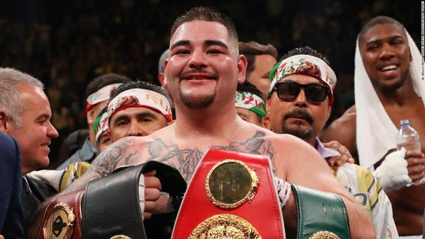 On my terms now!! Ruiz holds power baton after thrilling heavyweight upset in New York