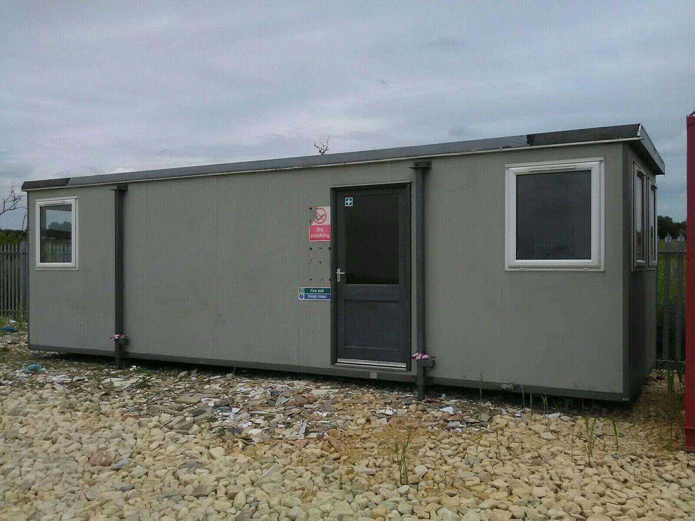 28x9 portacabin portable office/Kitchen /Toilet    Premium Cabins UK