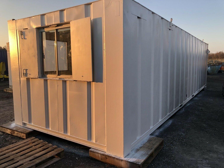 32′ x 10' Portable Building - Anti-Vandal Unit - Open Plan