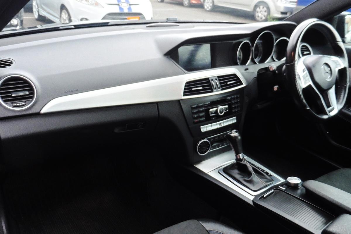 Mercedes-Benz C250 CDI AMG Sport Edition (Premium Plus) 7G-Tronic Plus 2dr