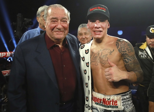 Sweet Six: Oscar Valdez Decisions Jason Sanchez