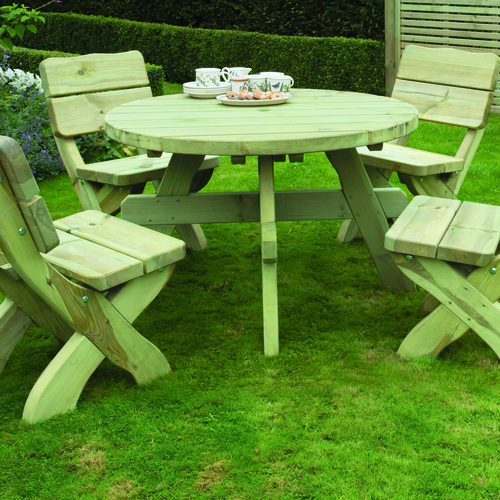 Country Style Round Table CSRT110