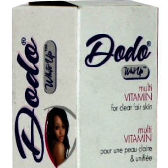 Dodo Lotion White Multi-Vitamin Beauty Oil 125ml