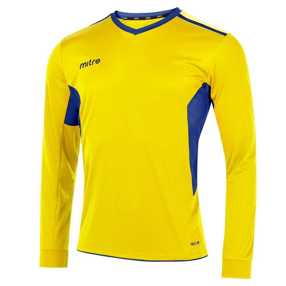 Blackfyne JFC Yellow Diverge Shirt