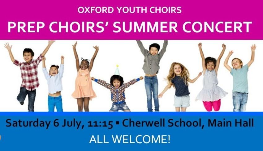 Prep Choirs' Summer Concert