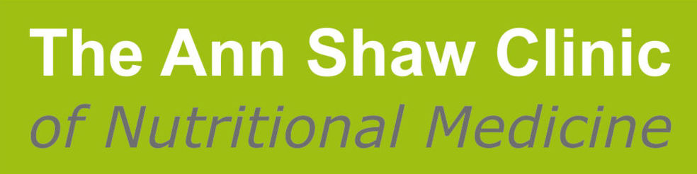 Ann Shaw Clinic Of Nutritional Medicine | Experienced Nutritional Therapist Surbiton | Nutritionist Claygate | Registered Nutritional Therapist Cobham