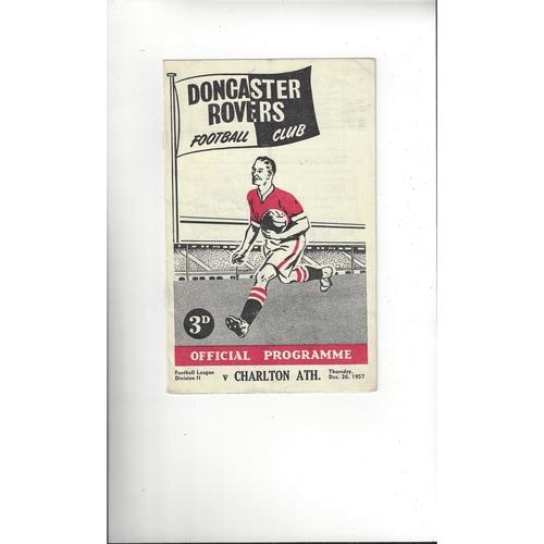 Charlton Athletic Away Football Programmes