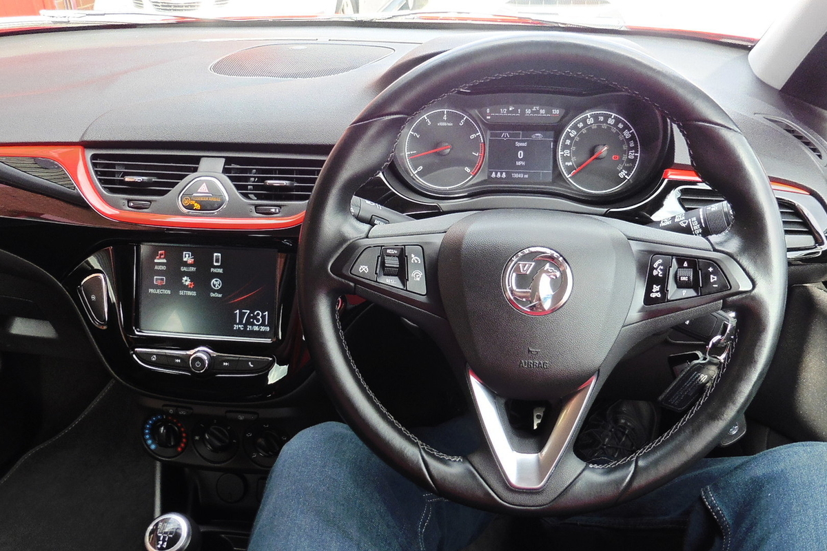 Vauxhall Corsa 1.4 i ecoFLEX Limited Edition 3dr - 1 Owner From New!