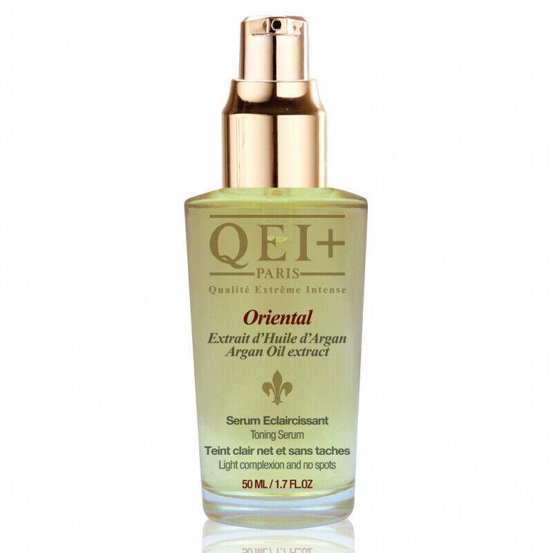 QEI+ Paris Lightening Serums Oriental Argan Oil Extract
