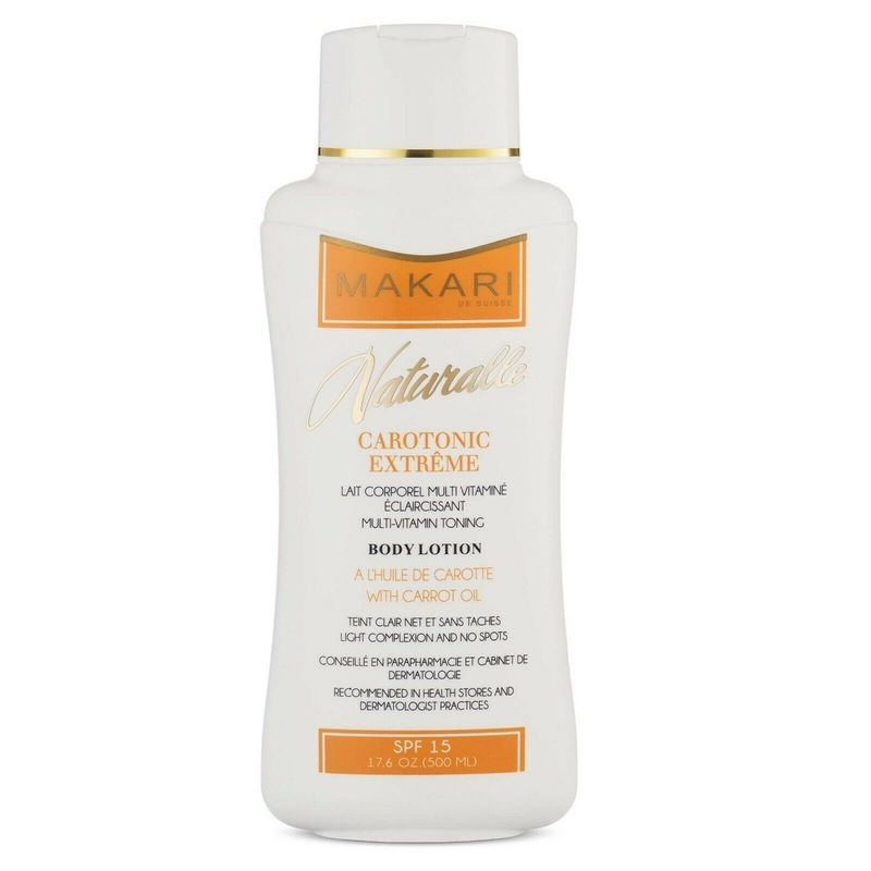 Makari Naturalle Carotonic Lightening Lotion Enriched With Carrot Oil