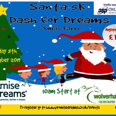 Santa's 5K Dash for Dreams
