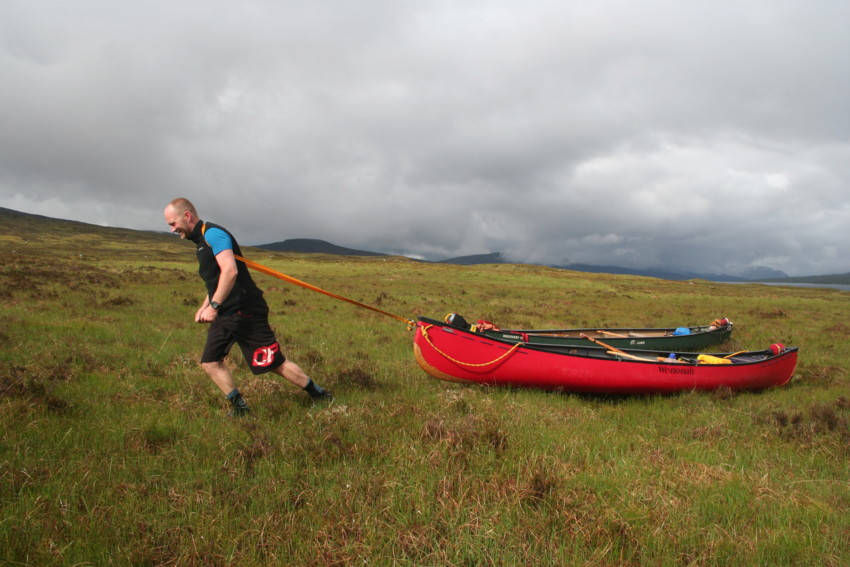 Across Scotland by Canoe