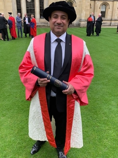 Doctor of Music: Rahat Fateh Ali Khan Receives Honorary Degree From Oxford University