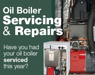 Oil Boiler Service in Dorset By The Gas Man Services
