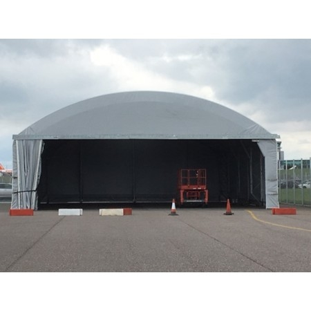 Bristol Airport - Commercial Aircraft Hanger