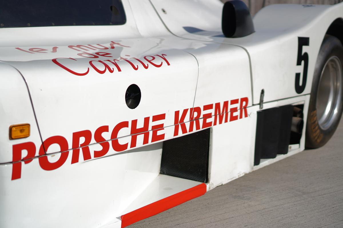 1982 Kremer CK5-01