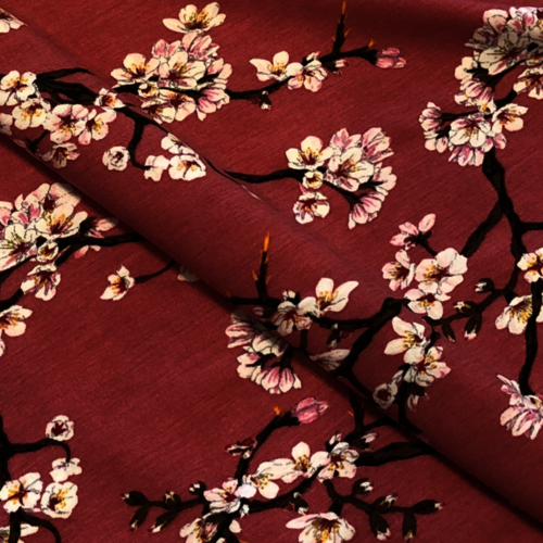 Cherry Blossom Pink Modal Jersey