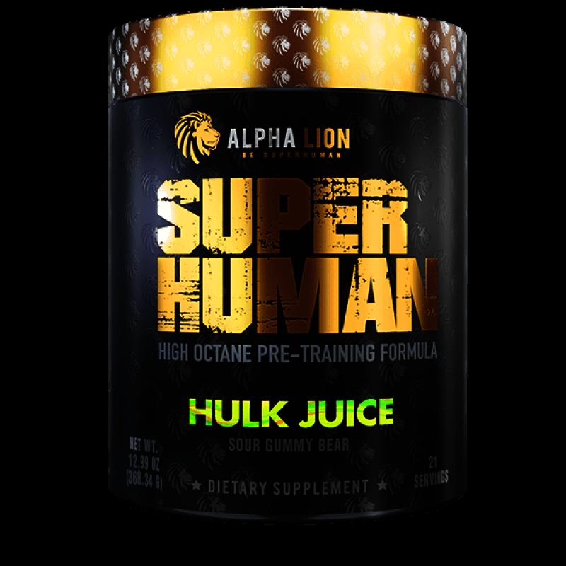 Superhuman – Pre Workout