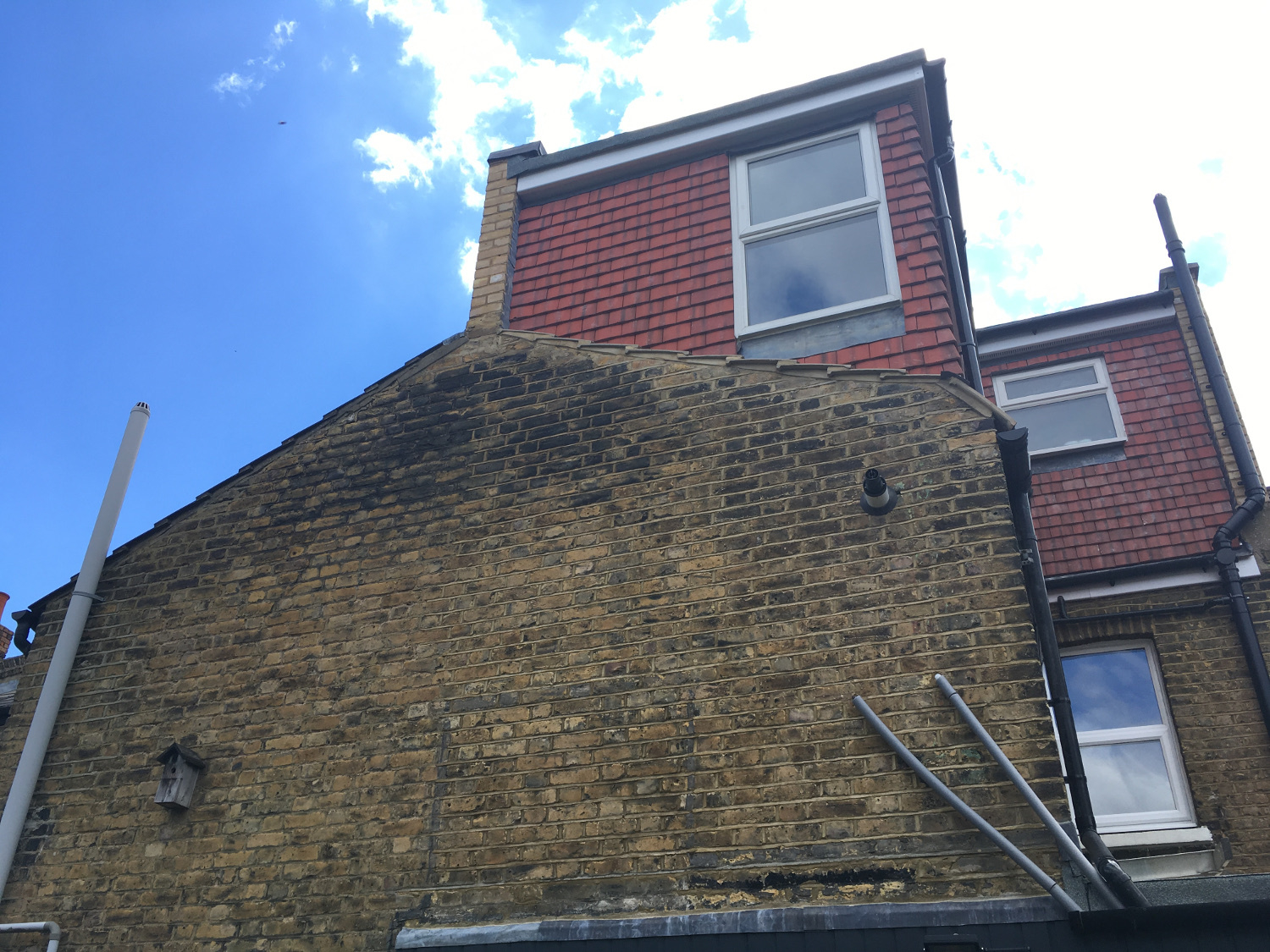 Can I build on a Party Wall?