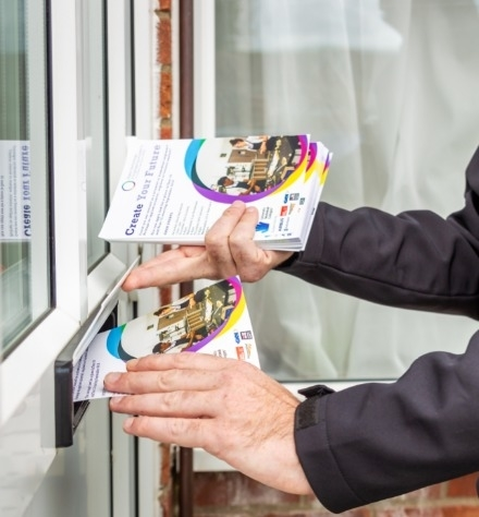 ** Proper Leaflet Distribution **
