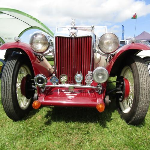 Caerwys Classic Car Show 2019