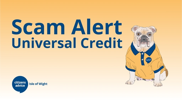Universal Credit Scam