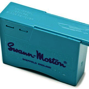 Swann Morton® Blade Removal Box (10 Pack)