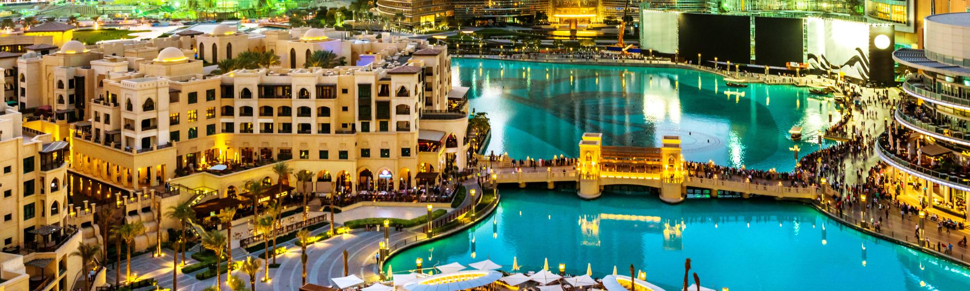 Luxury Dubai Properties