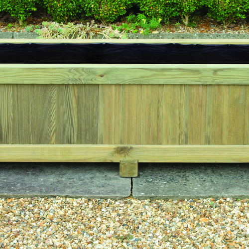 Long Rectangular Planter LRP