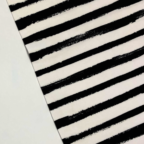 Painted Stripes Monochrome Jersey